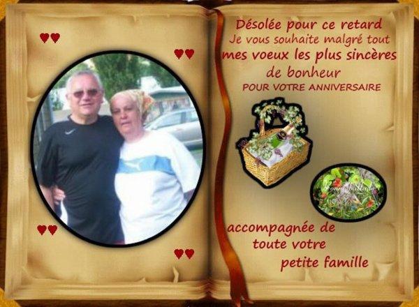 CADEAUX RECU DE MON AMIE JOSY41