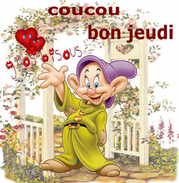 Mes amies et amis je vous souhaite un bon jeudi