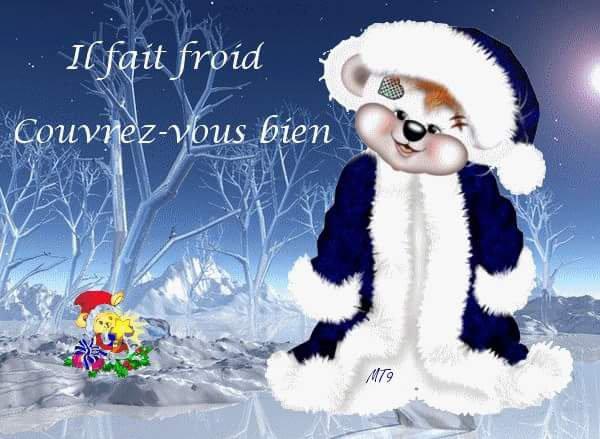 Mes amies et amis je vous souhaite une bonne journée