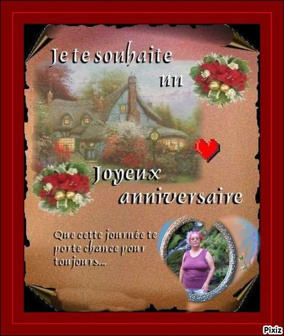 CADEAUX DE MON AMIE VIOLETTE DU 80