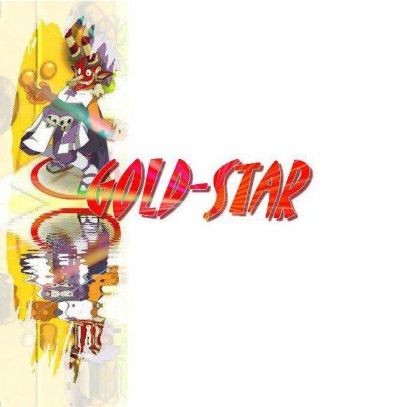 Gold-Stars plus beau que jamais :)