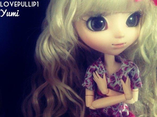 Presentation De Ma Pullip Romantique Alice