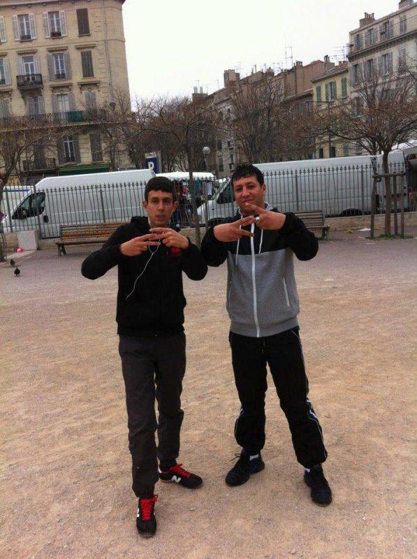 Moi et Mazen