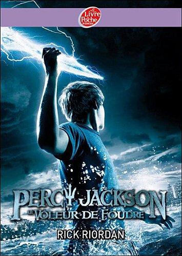 Percy Jackson et le voleur de foudre (Percy Jackson T.1) - Rick Riordan