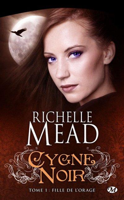 Fille de l'orage (Cygne noir T.1) - Richelle Mead