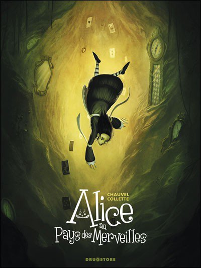 Alice au pays des merveilles - Xavier Collette & David Chauvel