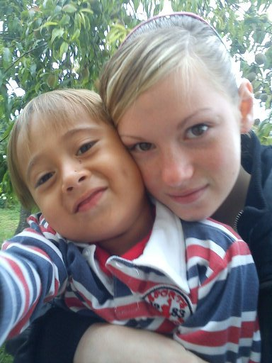 Mon neveu and me