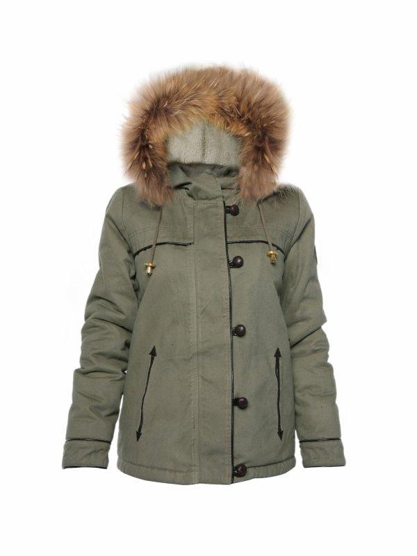 Nouveau manteau !