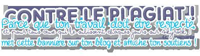 Bienvenue dans le blog d'une jeune adolescente qui écrit des fictions