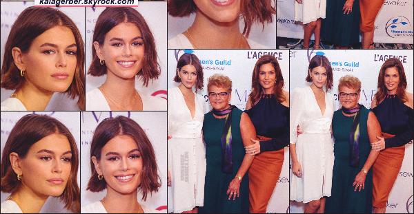 06/11/19 -Kaia G. accompagnée de sa mère Cindy Crawford a l'event Women's Cedar's-Sinai à Beverly Hills ! Mère et fille sont inséparables en ce moment... Elles étaient rayonnantes, Kaia est si belle wow. - un TOP ou FLOP ? ••