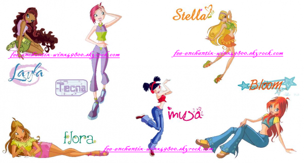Blog music de fee enchantix winx49800 page 9 winx club - Les winx saison 3 ...