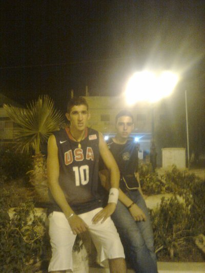 moi et mon amie