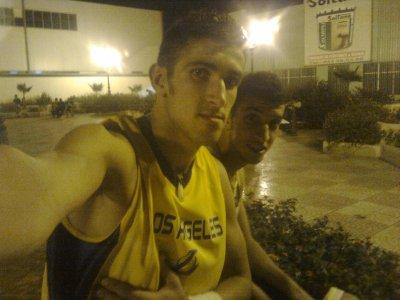 moi et mon amie toufikk