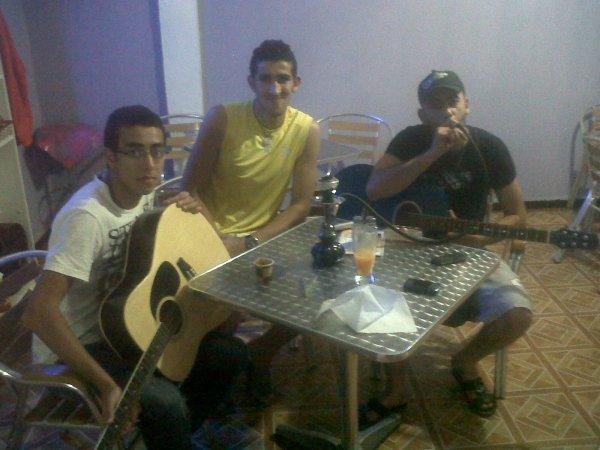 jassim et moi et  khaled