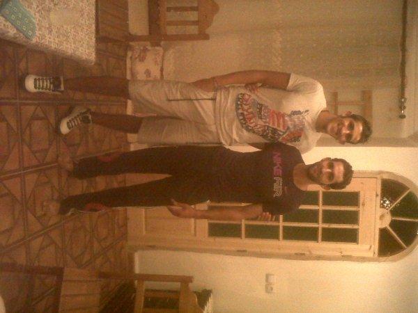 moi et mon frère faycel