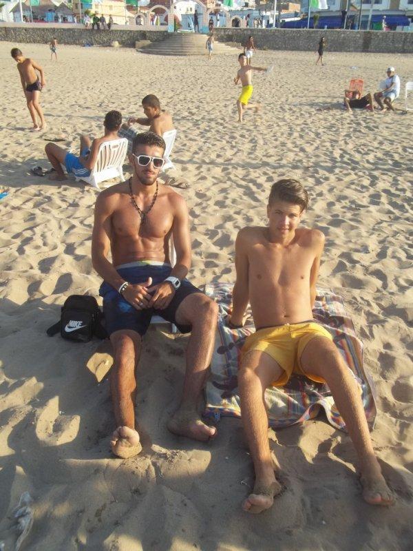 moi et mon cousin ;)