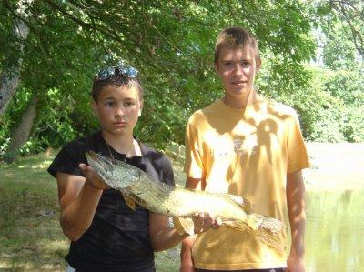 Pêche au Carnassier en Vendée