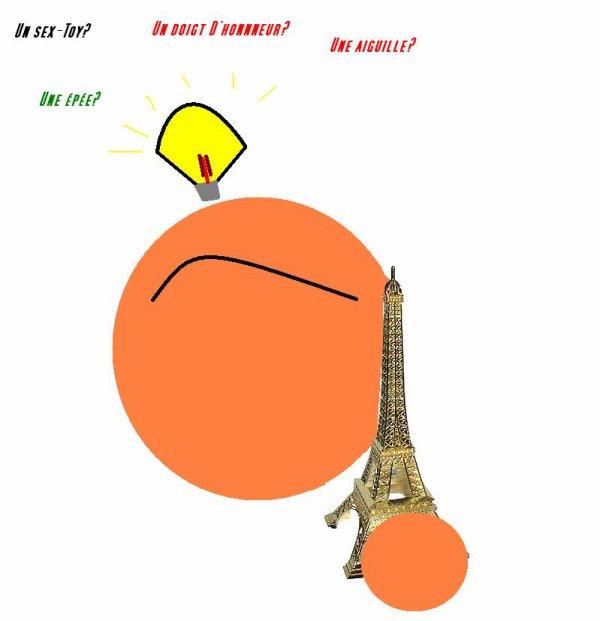 La tour Eiffel? C'est quoi à l'origine? Tour Eiffel Mania