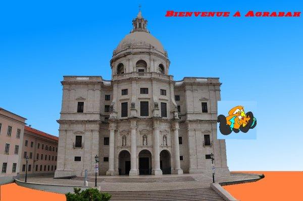 Le Panthéon,sa vous évoque quoi en regardant le monument?