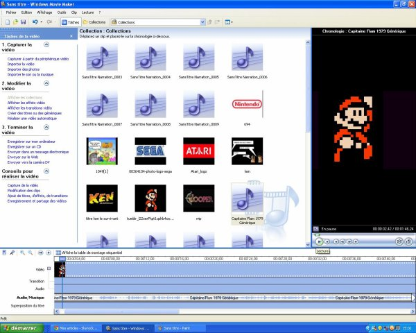 Windows Movie Maker:le programme qui bug plus vite que son ombre!