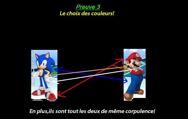Pourquoi on dit que Sonic plage Mario en cette vielle guerre entre Sega et Nintendo