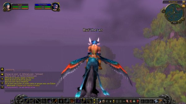 Critique: World Of Warcraft version d'essai