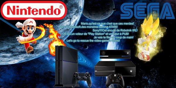 [Jeux-Vidéos]Mario et Sonic s'entendent bien sur un sujet!