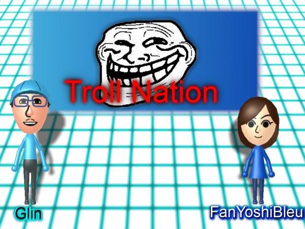 [Création d'image]FanYoshiBleu et moi-Troll Nation