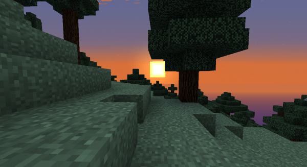 Mes couchers de Soleil et mes lever de lune!
