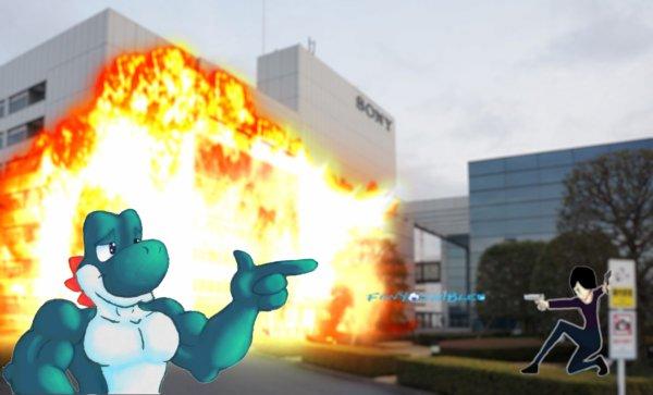 Explose Sony!