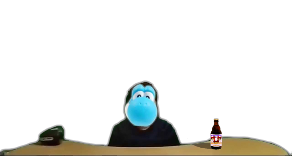 Fan-Art angry et champi-bière!