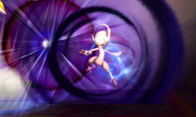 Admirons Mewtwo dans Smash Bros 3DS