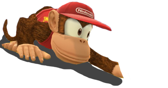 [Fan-Art]Diddy64Wii Grap