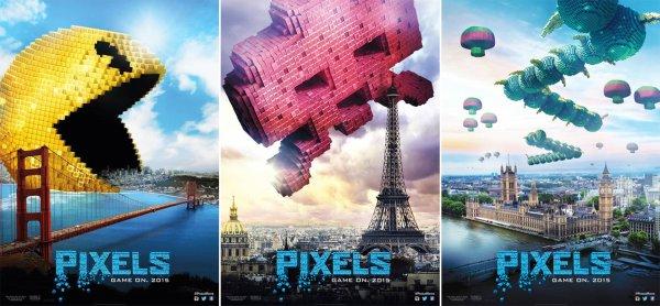 [Mon Avis sur]Pixels,le film de 2015!