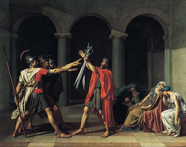 [Aide Esthétique]Le Néo-Classicisme, le Romantisme et le Réalisme!