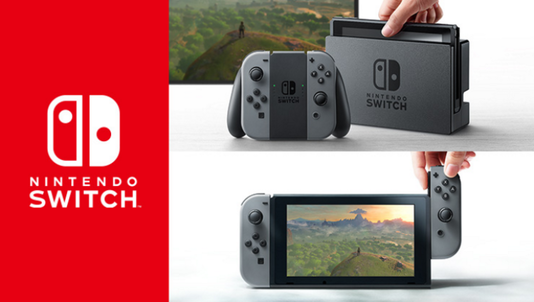 L'annonce de la Nintendo Switch !