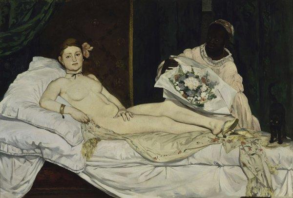[Aide Esthétique]Édouard Manet avant l'impressionnisme