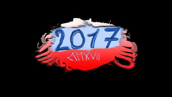 Bonne année 2017 et topo 2016!