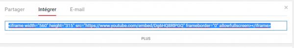 De nouvelles fonctionnalités sur YouTube