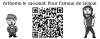 Arthomo le vassanal: Pour l'amour de Senpai