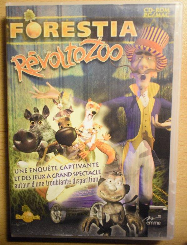 Le Rip2Glin de Forestia Révoltozoo!