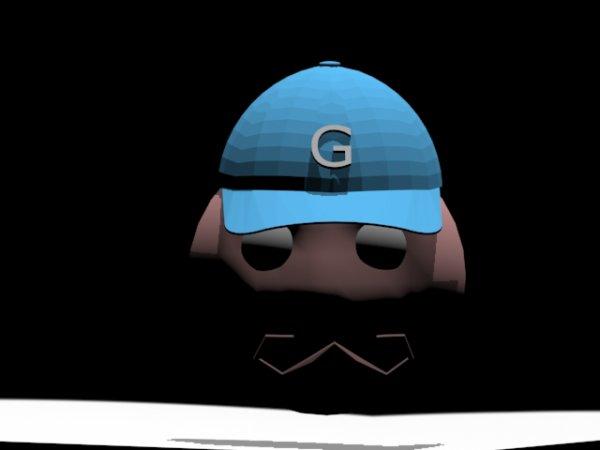Le Glin en 3D!