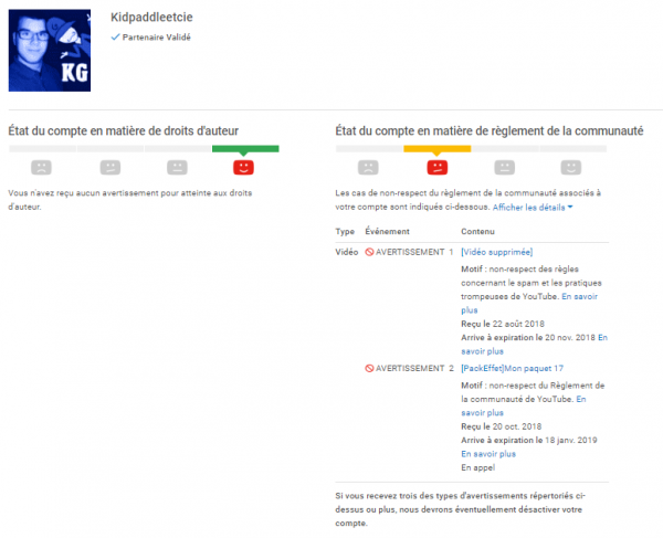 LE YOUTUBE EN DANGER!