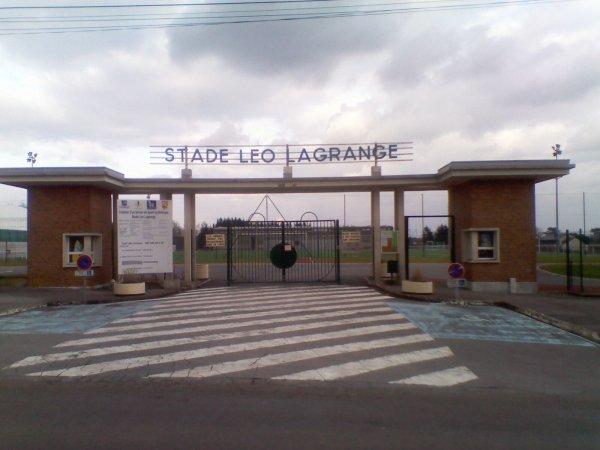 NOTRE ENTRER DU STADE LEO-LAGRANGE