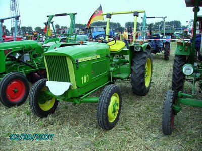 tracteurs john deere lanz 100 1962 new generation. Black Bedroom Furniture Sets. Home Design Ideas