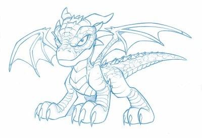 B b dragon bleu blog de dragonnet bleu - Comment dessiner un dragon chinois ...