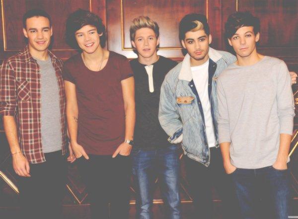 One Direction toute ma vie