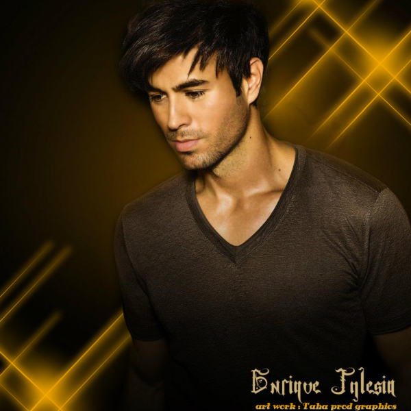 "MY: graphics : 2011   "" Enrique Iglesias"""