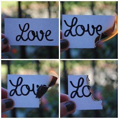 Oublie que je t'aime. tu n'en vaux plus la peine.