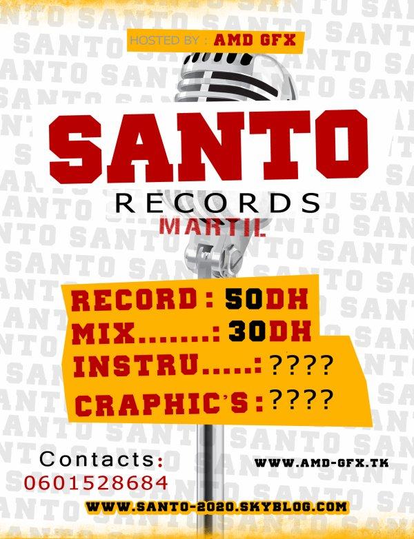 SANTO Records